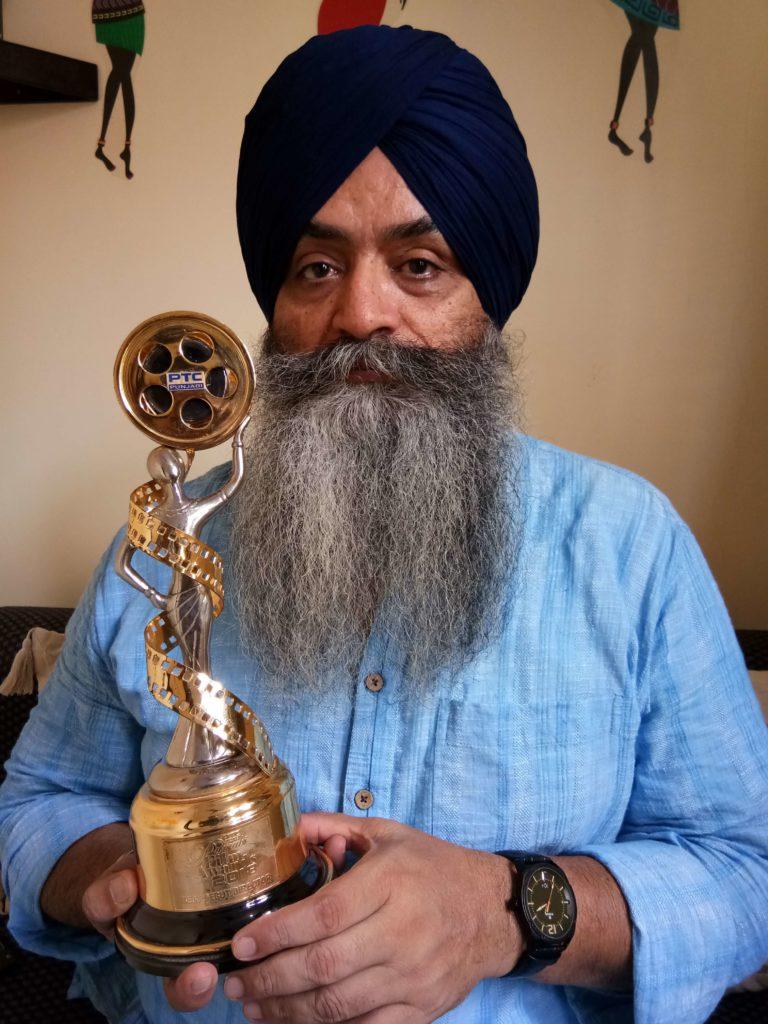 Amardeep Singh Gill award 2018 ptc award 2018